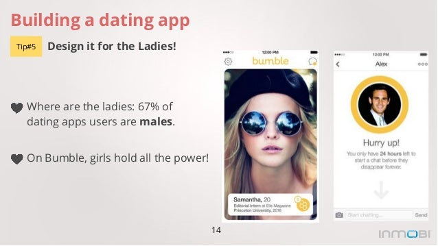 Building a dating app