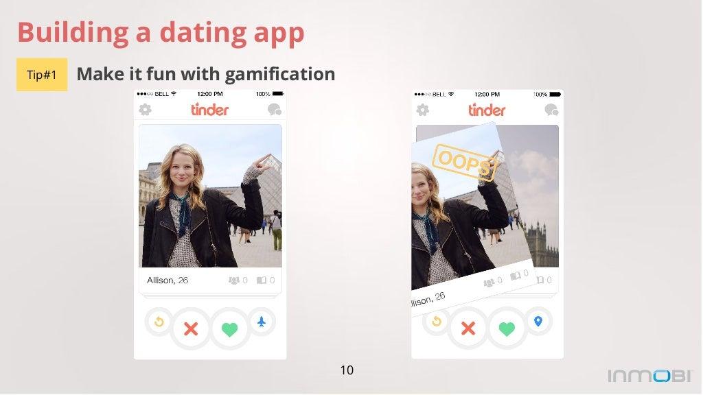 M dating app