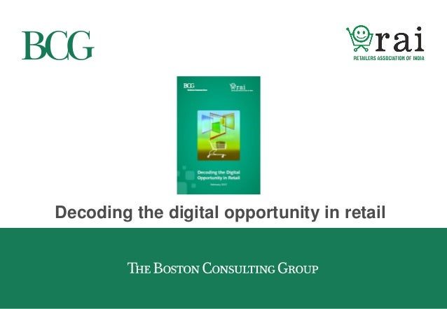 Decoding the digital opportunity in retail
