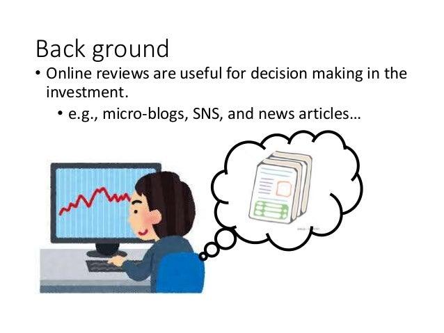 Concept Cloud-based Sentiment Visualization for Financial Reviews Slide 2