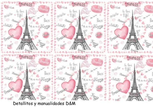 Papel Deco Paris