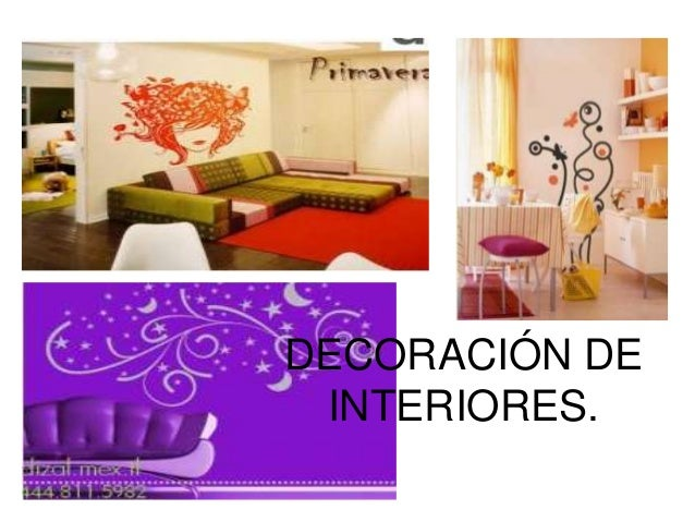 Decoraci n de interiores for Programa para decoracion de interiores