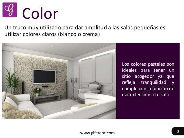 Decoraci n de salas modernas y peque as for Salas modernas pequenas para apartamentos