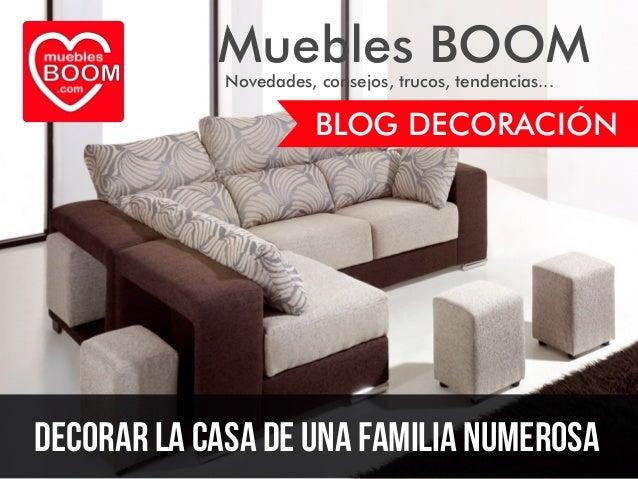 Guia De Decoracion De Muebles Boom Consejos Para Decorar La Casa De
