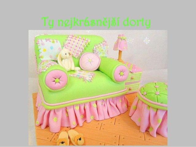 Ty nejkrásnější dorty
