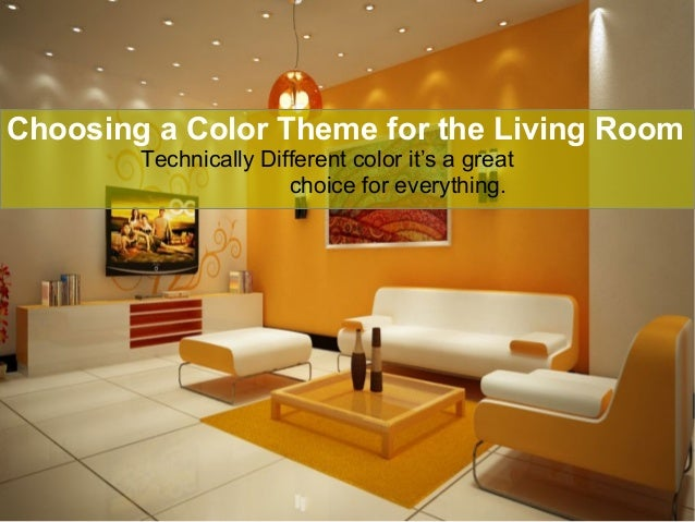 Living Room 2 Colors decorating ideas for your living room interior decor