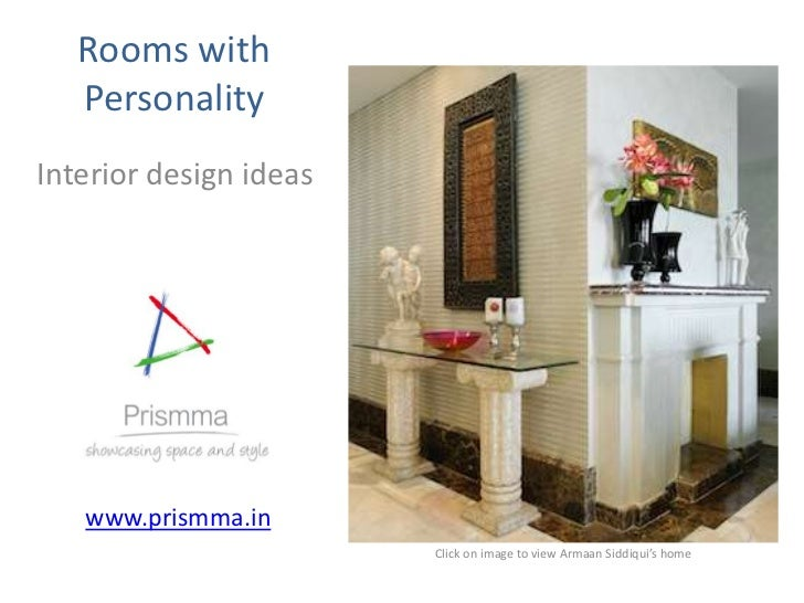 Interior Design Ideas Rooms With Personality