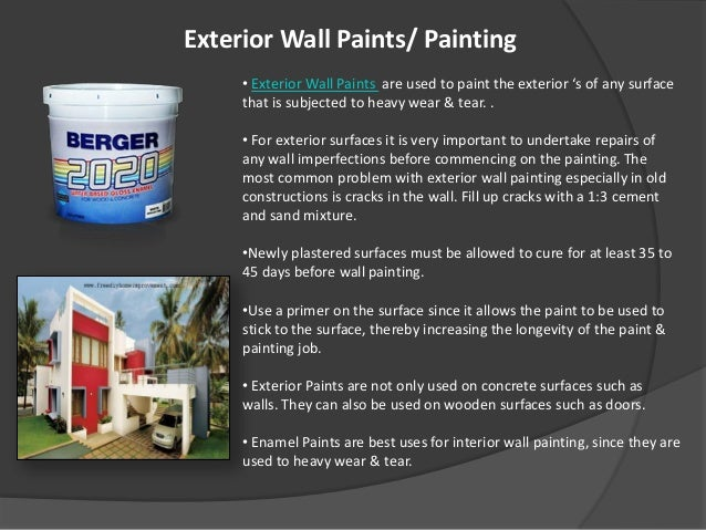 Paints Home Painting Wall Painting Interior Exterior