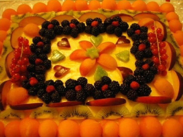 Decorazioni con frutta - Decorazioni con frutta essiccata ...