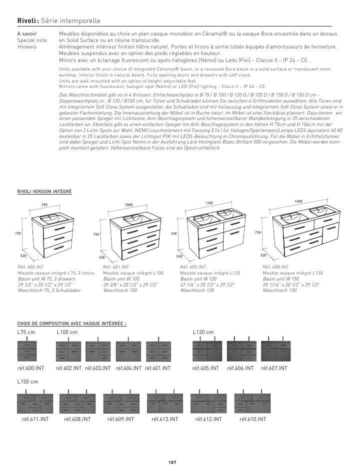 decotec rivoli vasque rivoli srie decotec lavabos bien castorama meubles salle de bains. Black Bedroom Furniture Sets. Home Design Ideas