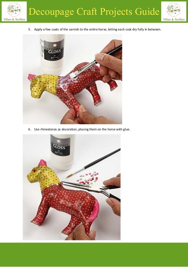 Decoupage craft guide do it yourself 13 decoupage craft solutioingenieria Image collections