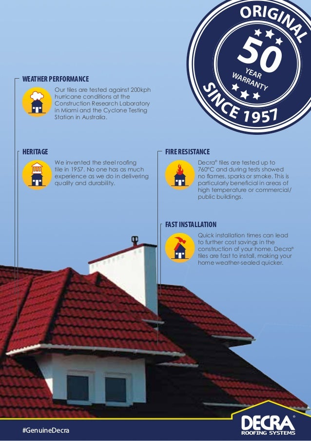 Decra Roofing Systems in Tanzania - Nabaki Afrika