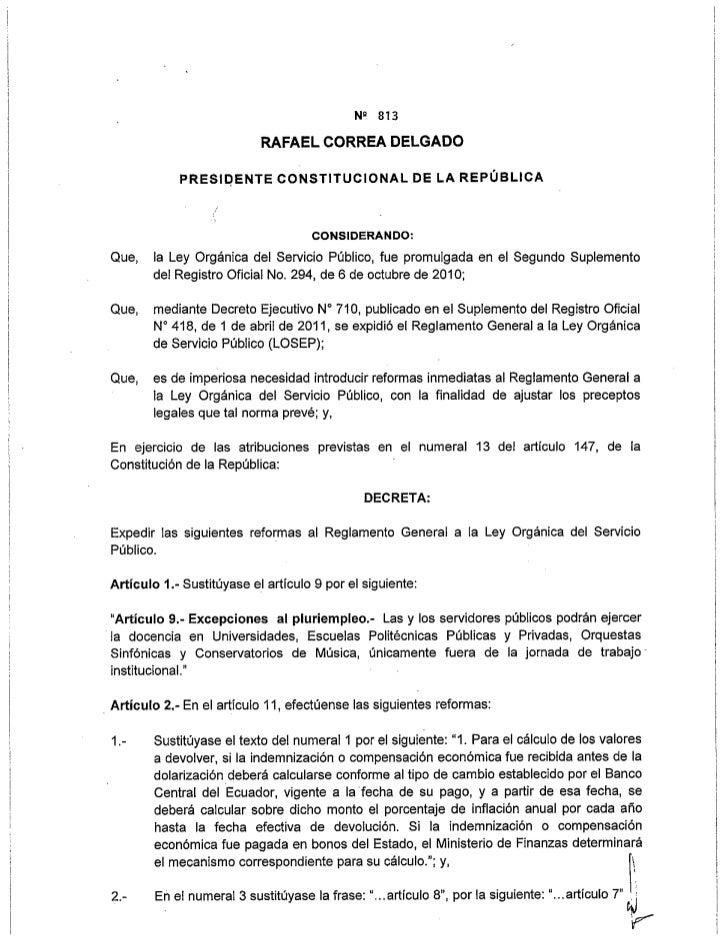 Decreto 813-de-07-de-julio-de-2011-ro-489-de-12-de-julio-de-2011 1-1