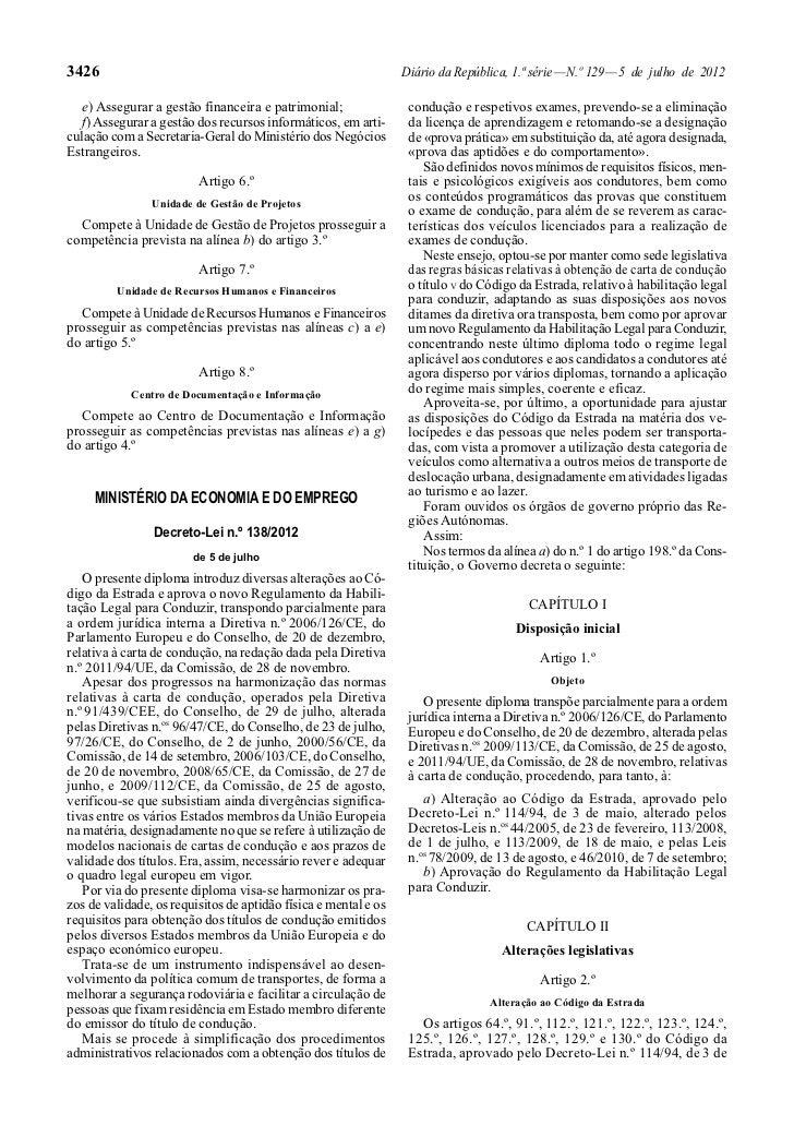 3426                                                             Diário da República, 1.ª série — N.º 129 — 5 de julho de ...