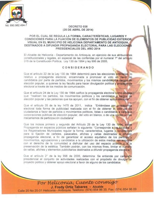Decreto 038  25 de abril de 201400010001