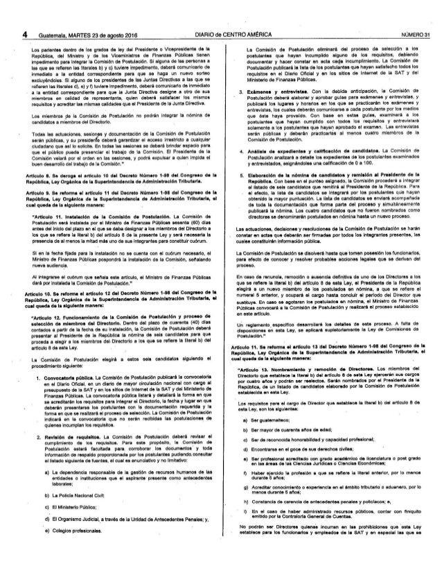 Decreto 37 2016