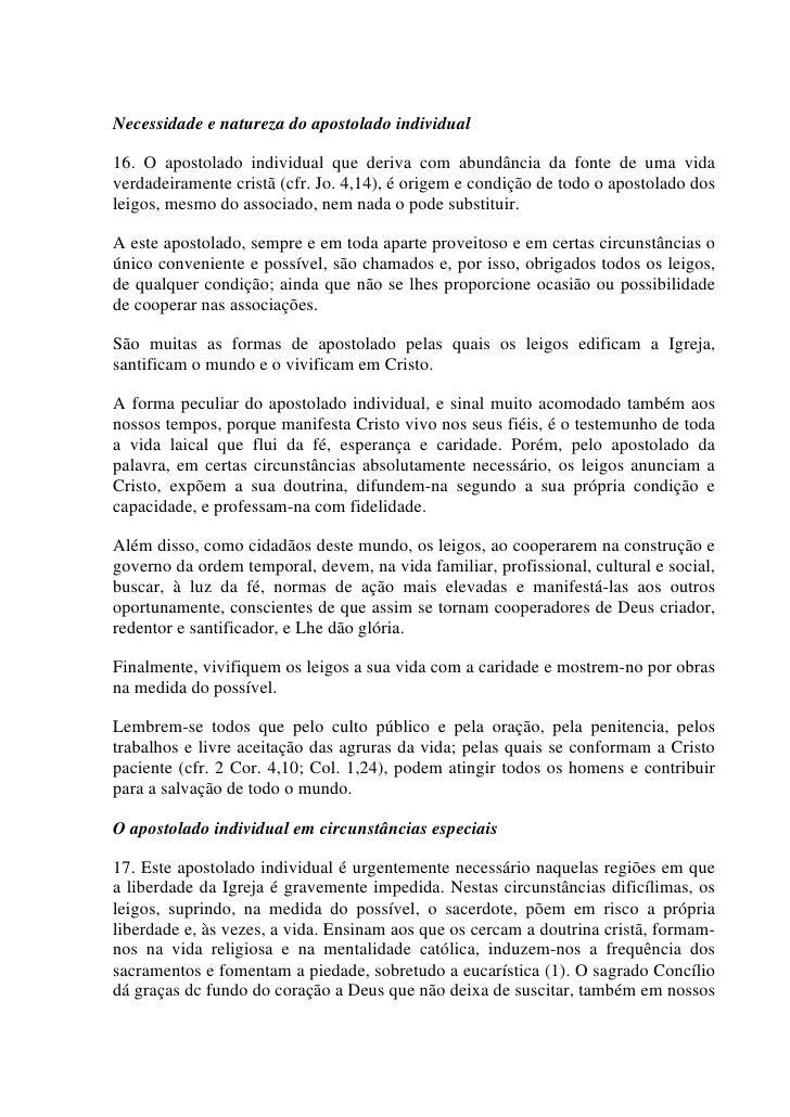 Amazon.com: apostolicam actuositatem: Books