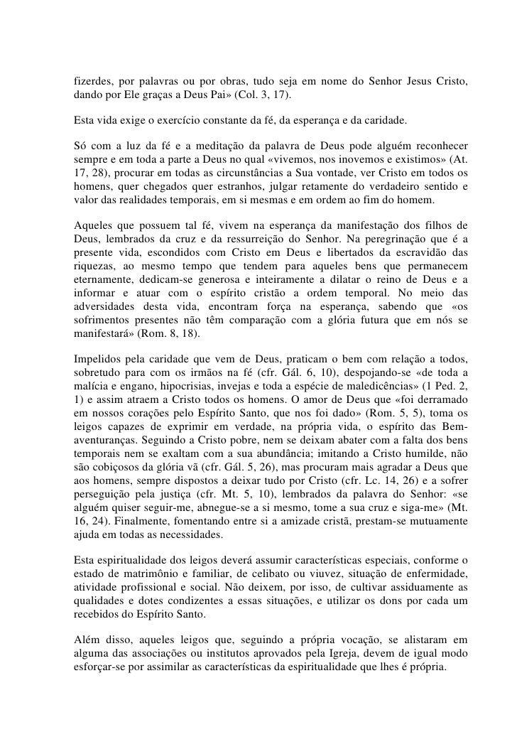 Apostolicam Actuositatem :: Catholic News Agency (CNA)