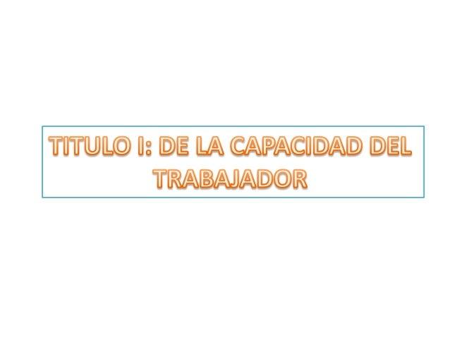 Decreto legislato 728  legislacion laboral Slide 2