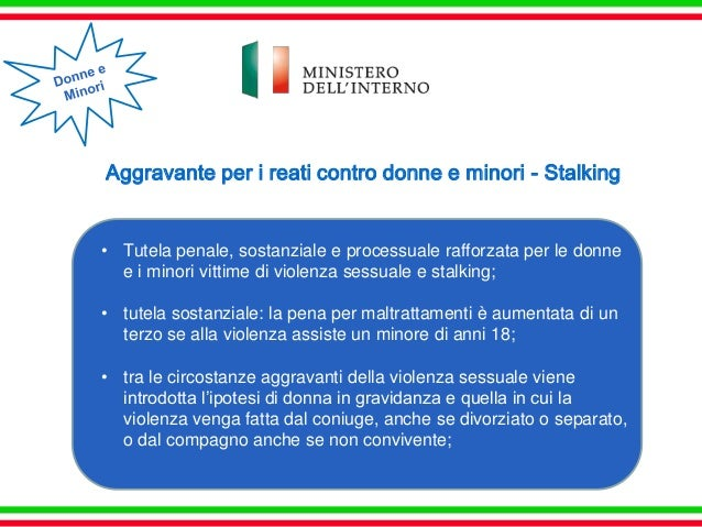 decreto sicurezza - photo #41