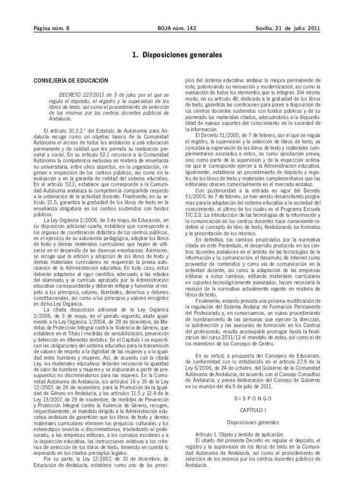 Página núm. 8                                              BOJA núm. 142                              Sevilla, 21 de julio...
