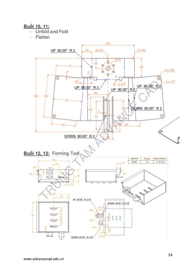 Kh 243 A Học Solidworks Cơ Bản V 224 N 226 Ng Cao