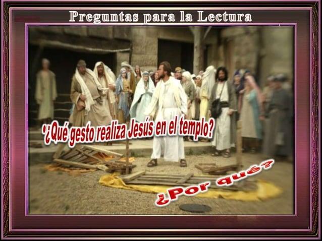 II. MEDITATIO ¿Qué me dice? ¿Qué nos dice el Texto?  Motivación: Jesús  plantea una nueva  forma de vivir la religión  bas...