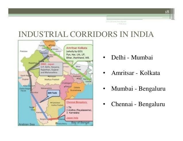 Dedicated freight corridor