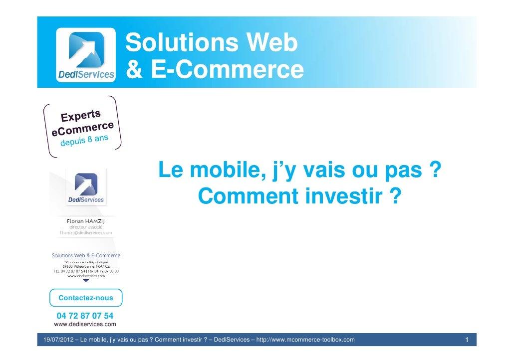 Solutions Web                            & E-Commerce                              E-                                     ...