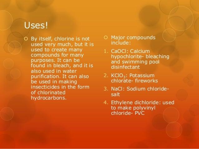 Chlorine (Chelsie Dedman)