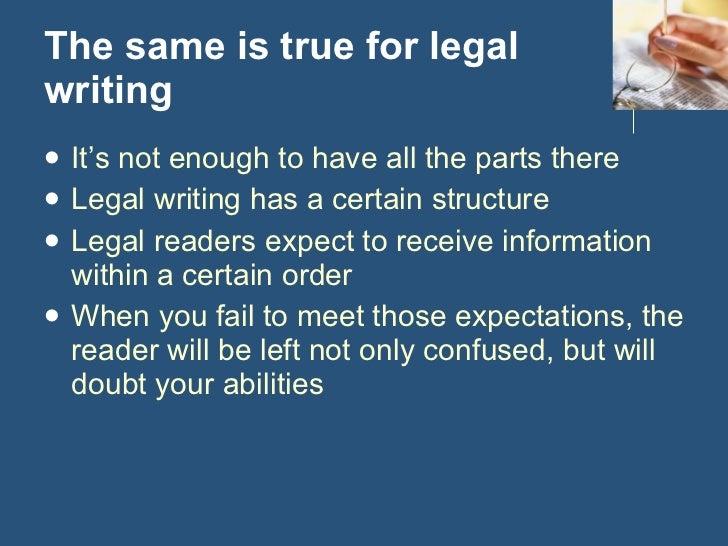 how to write a firac