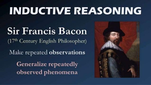 Deductive vs Inductive Reasoning Slide 3