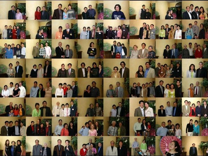 Participants reunion 2005