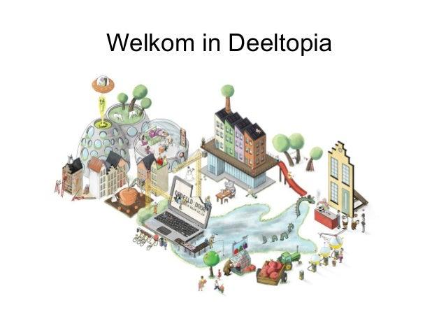 Welkom in Deeltopia