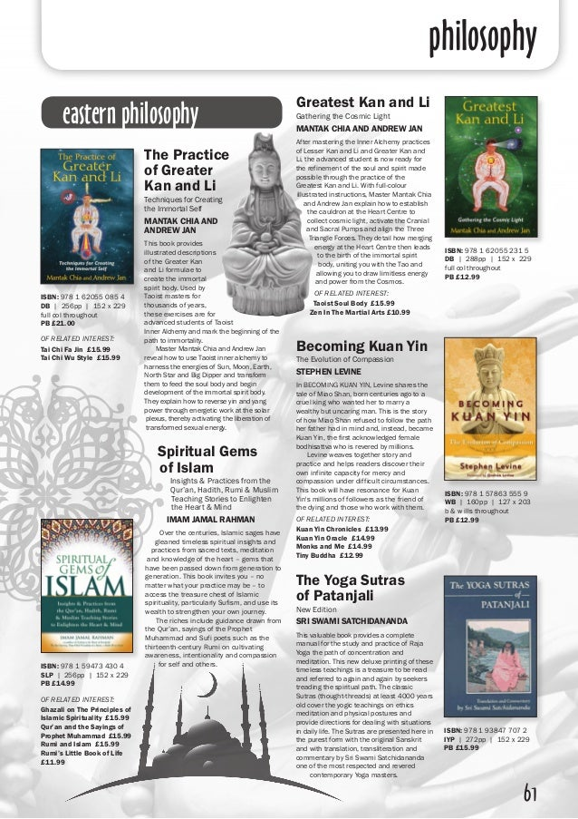 philosophy eastern philosophy Spiritual Gems of Islam Insights & Practices from the Qur'an, Hadith, Rumi & Muslim Teaching...