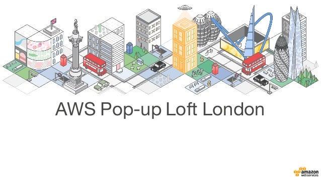 AWS Pop-up Loft London