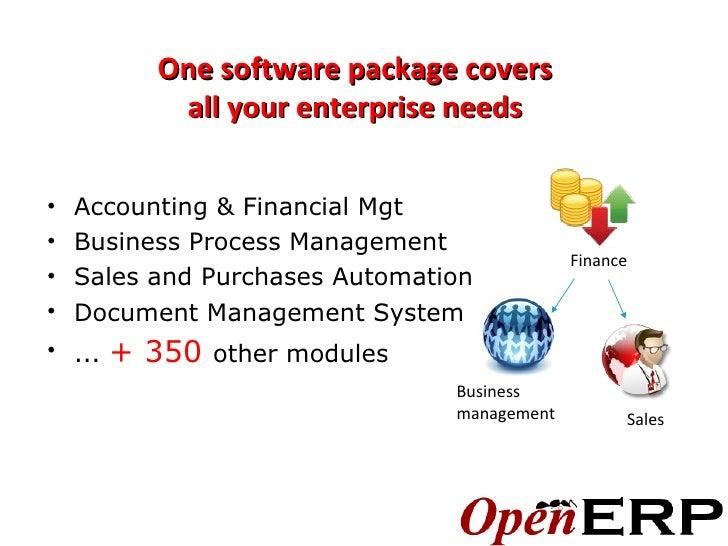 Open ERP Keypoints Slide 2