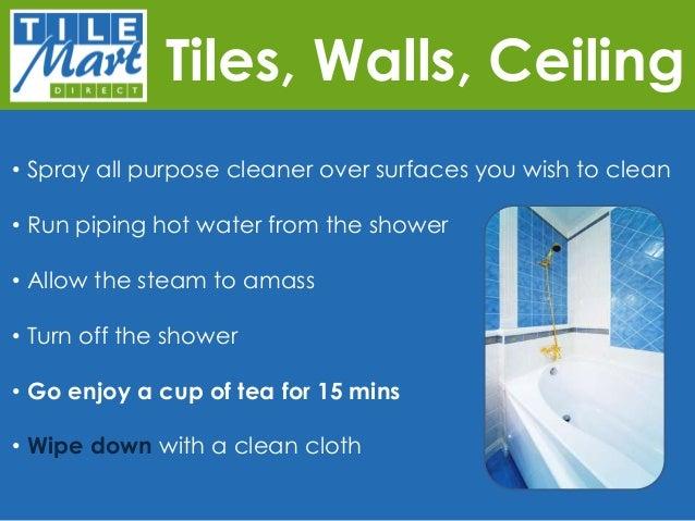 deep cleaning tips bathroom grime rh slideshare net easy cleaning tips bathroom tips cleaning bathroom tiles