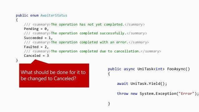 Deep Dive async/await in Unity with UniTask(EN)