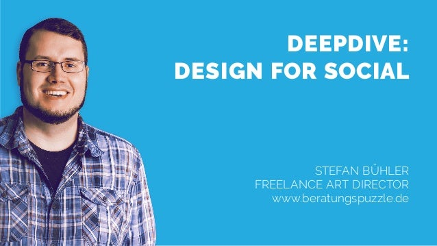 Design for Social – Content Konzeption & Kooperation#AFBMC Slide 2