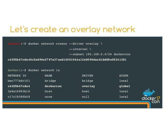 Deep dive in docker overlay networks laurent bernaille for Consul in docker