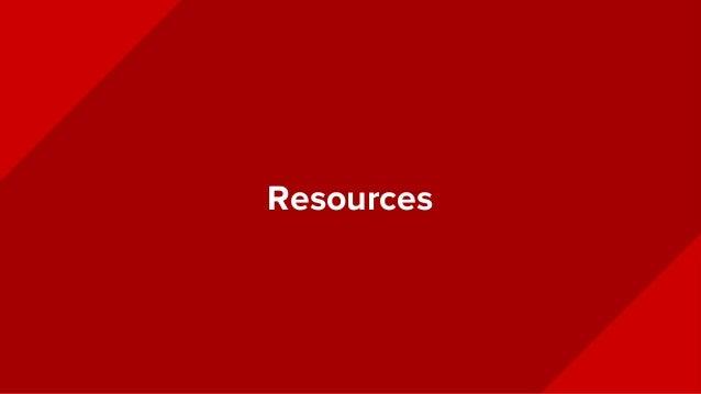 Resources RDO HA Ref Arch https://github.com/beekhof/osp-ha-deploy Layer 3 High Availability - VRRP DVR DHCP http://assafm...