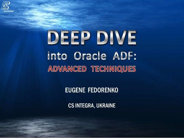 Eugene  Fedorenko   adfprac0ce-‐fedor.blogspot.com   About  me   2