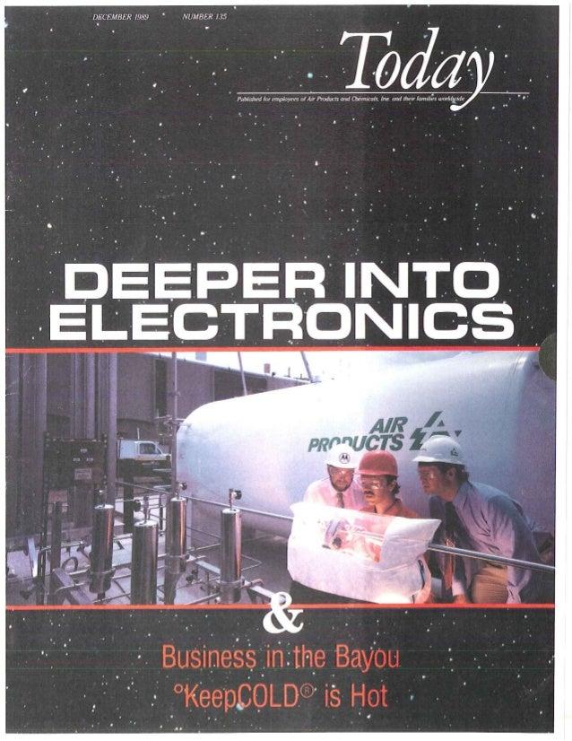 Deeper Into Electronics -  Today Mag Dec 1989