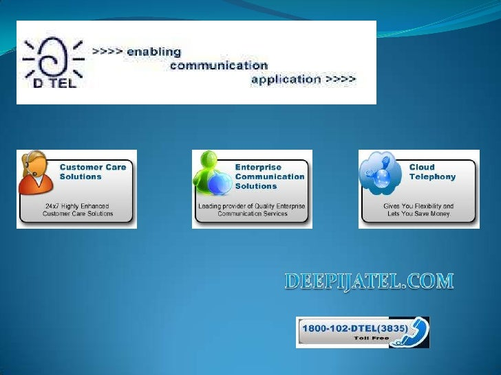 Services Offering:               Interactive Voice Response               Auto Dialer               Predictive Dialer  ...
