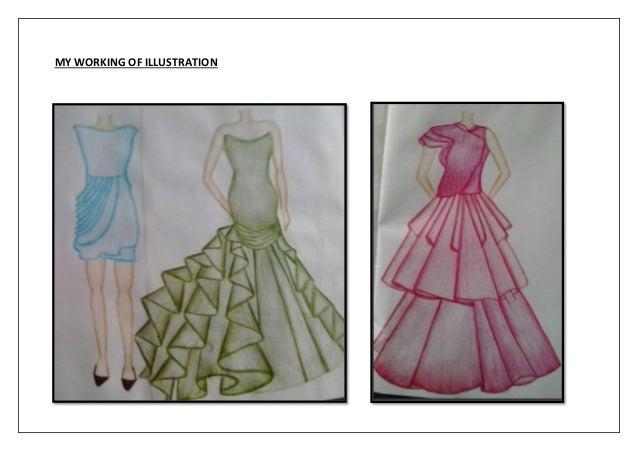 Deepika Rajawat Diploma Fashion Technology Project