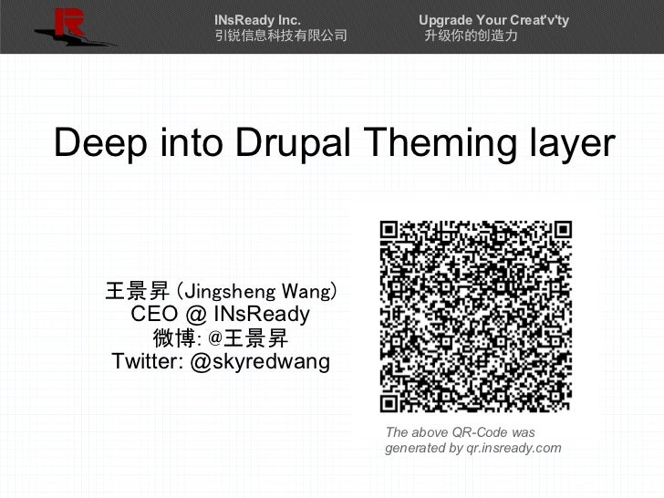 drupal theming layer