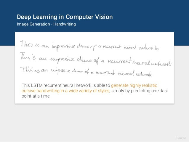 Deep Learning - The Past, Present and Future of Artificial Intelligen…