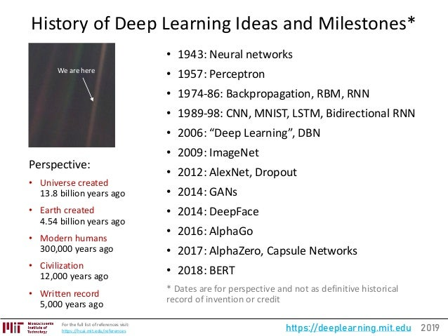MIT Deep Learning Basics: Introduction and Overview by Lex Fridman