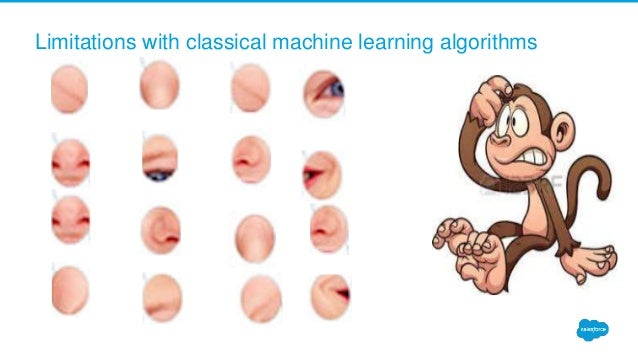 Limitations with classical machine learning algorithms
